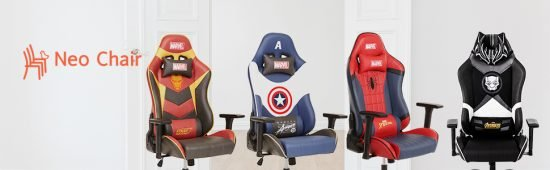 buying marvel game chair